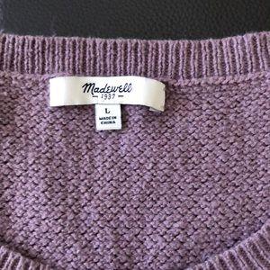 Madewell Sweaters - Madewell oversized soft sweater 🌿